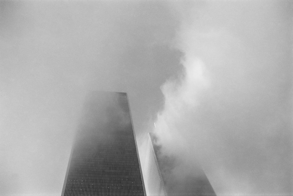 Twin Towers, New York, NY, 1988