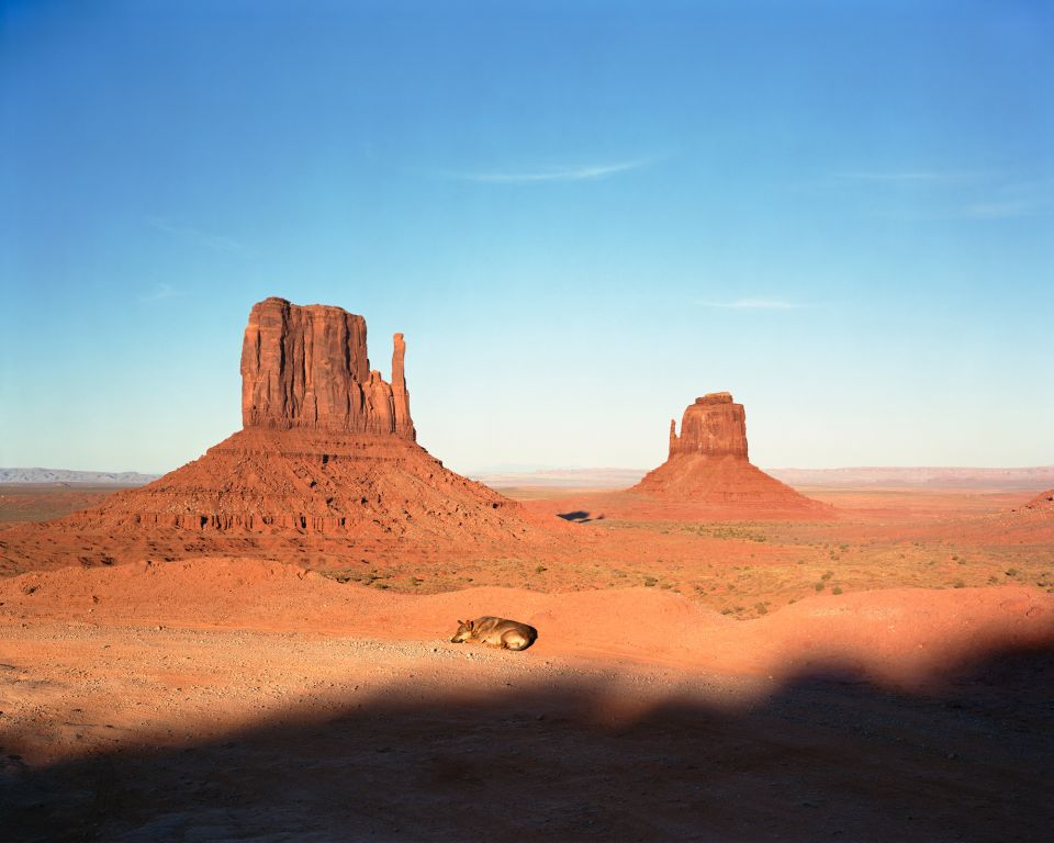 Oljato-Monument Valley, UT, 2010