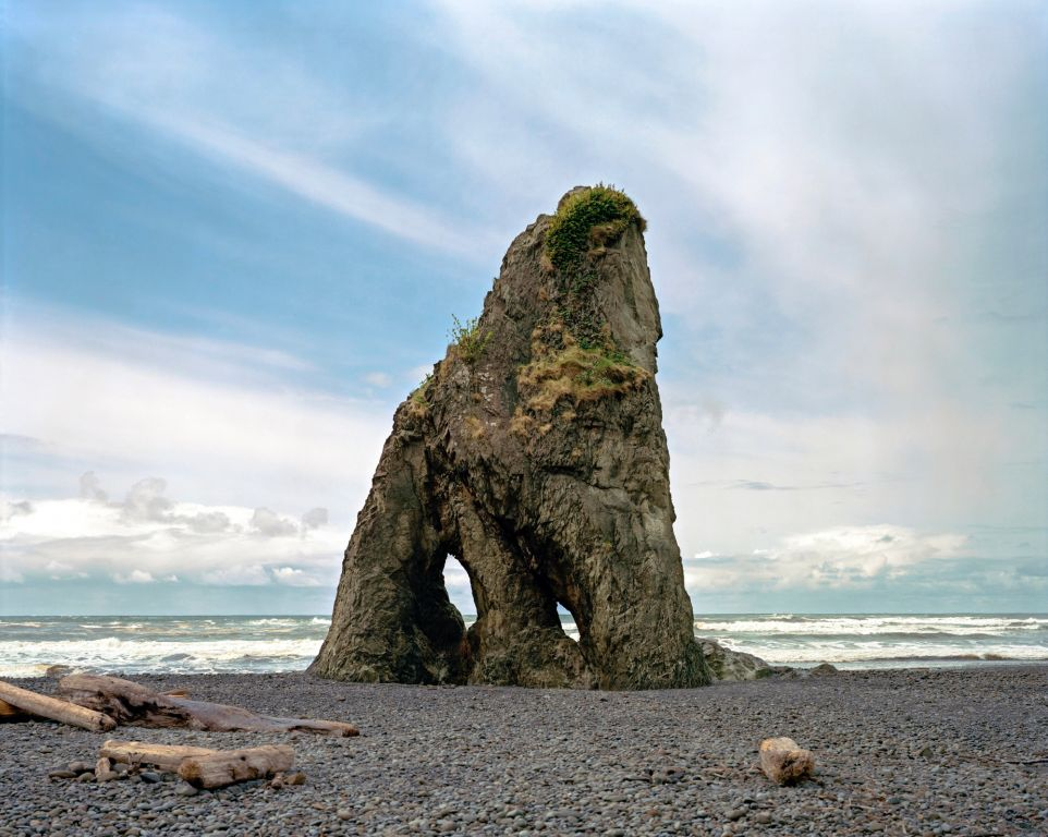 Ruby Beach, Olympic National Park, WA, 2012