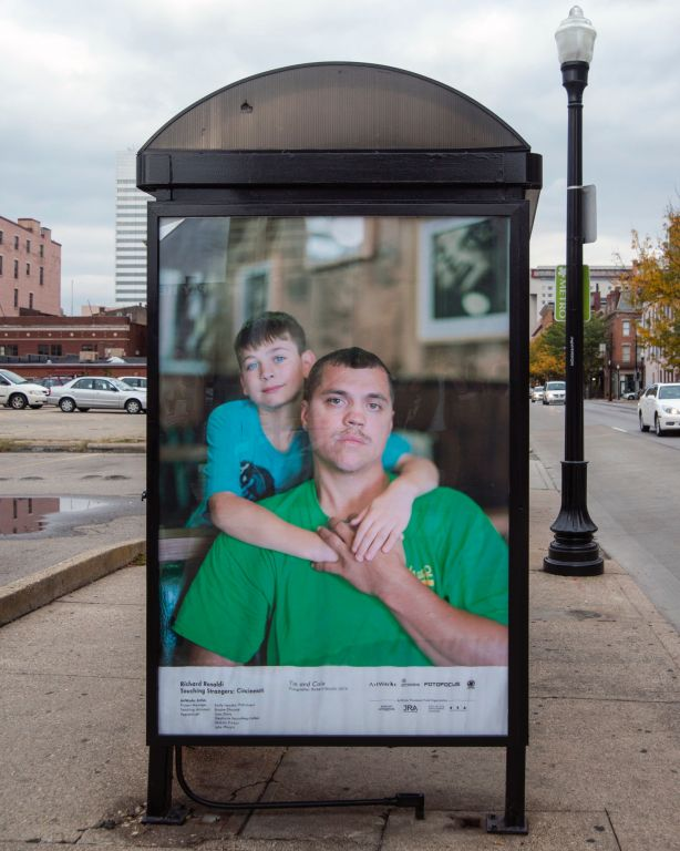 Touching Strangers: Cincinnati, 2014