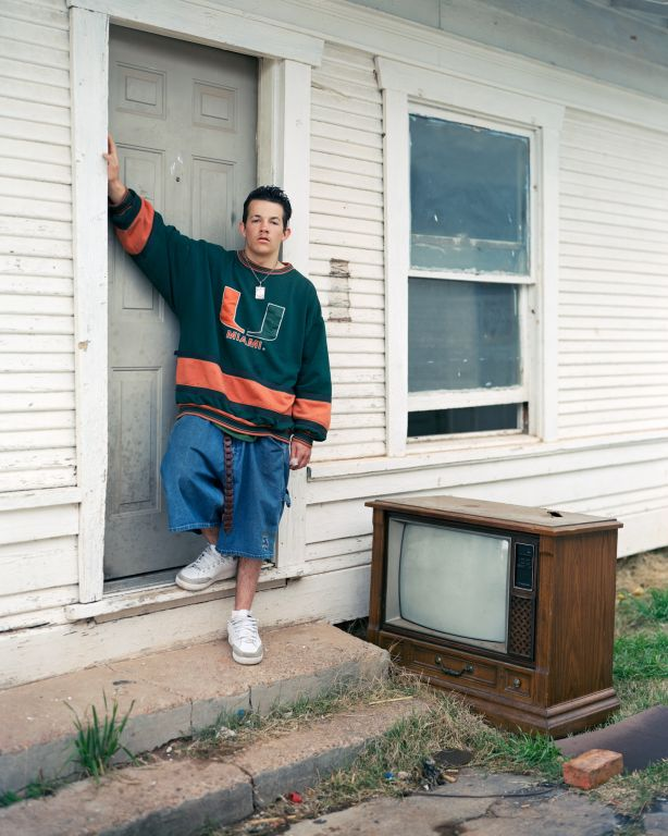 Chris, Wichita Falls, TX, 2005