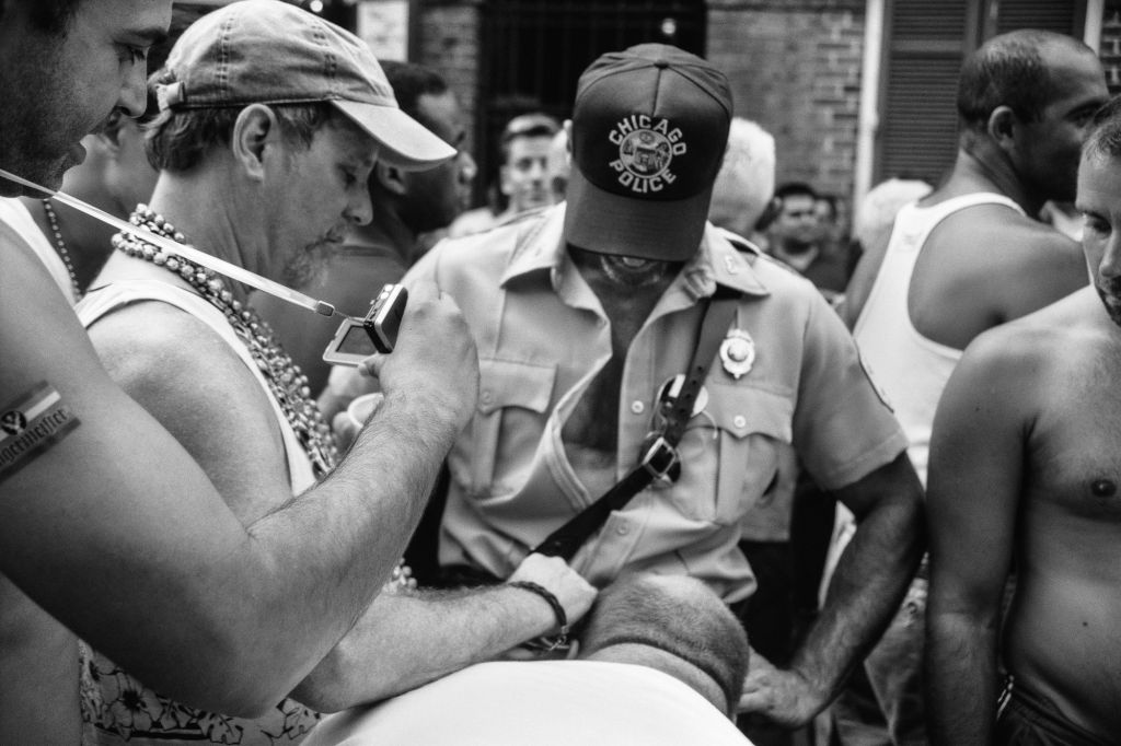 Southern Decadance. New Orleans, LA, 2003