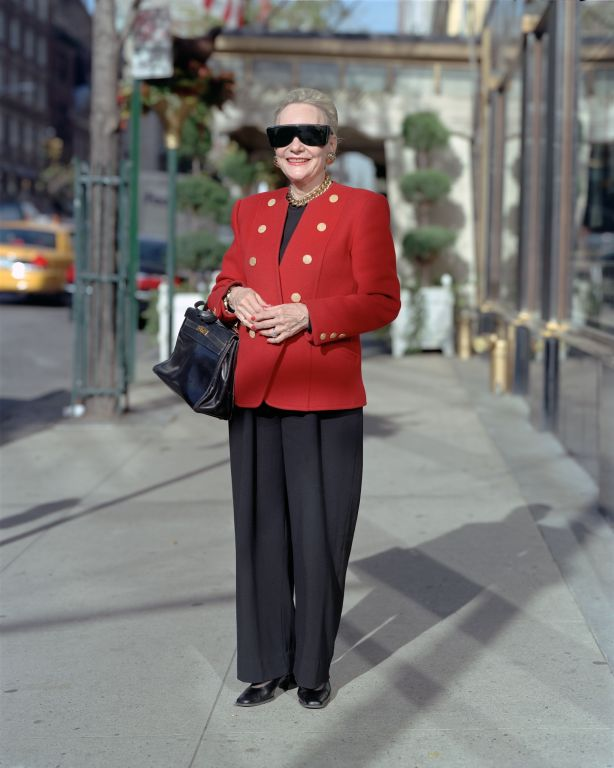 Mrs. Robert Gorman, New York, NY, 2000